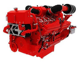 Marine Engine (50 L) is optimized for VSDE applications.