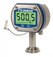 Digital Pressure Gauge includes data logging/charting software.