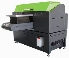 High-Speed Industrial Flatbed UV Printer can run 24 hr per day.