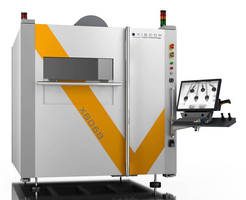 X-Ray Inspection System offers application versatility.