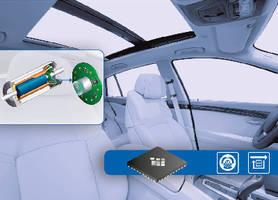 Controller ICs drive small electric motors.