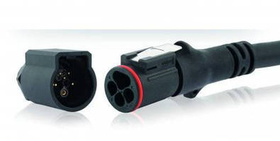 UTL Power+Control Connector