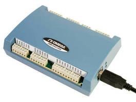 DAQ Modules are designed for temperature and voltage measurement.