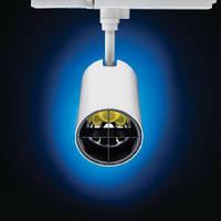 LED Spotlight offers 15° or 40° beam spread.