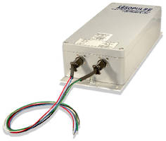 Power Converters offer wide input ranges.