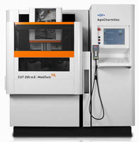 Dedicated Wire EDMs meet specific needs of moldmakers.