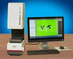 Video Measuring Microscope integrates image processing abilities.