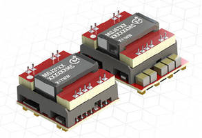 DC-DC Converters offer configurable output voltage.