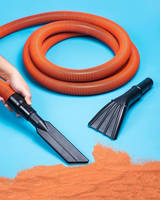 Vacuum Pick-Up Kits are suited for general maintenance, cleanup.