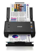 High-Speed Sheet-Fed Scanner increases business efficiency.