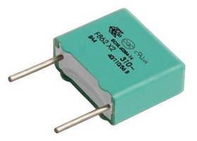 Automotive Grade Film Capacitors serve safety applications.
