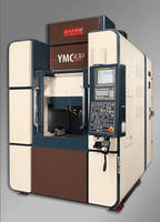 Precision Micro Machining Center handles small, complex features.