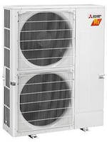 Cold Climate Heat Pumps support multiple zones.