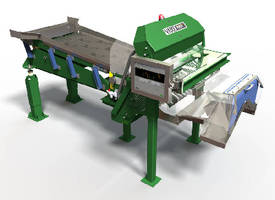 Seed Corn Sorters offer double-sided inspection.