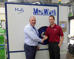 Leading Hydraulics Manufacturer Invests in 11th and 12th MecWash Midis