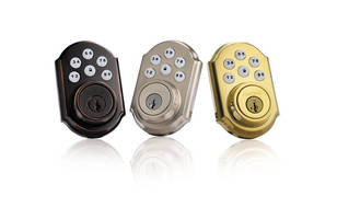 Kwikset Announces Smartcode Lock Compatibility with Logitech's Harmony Living Home Lineup