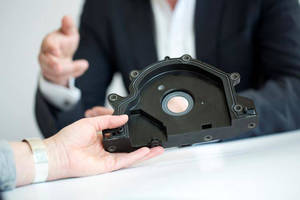 DSM Drives Home with SPE Automotive Innovation Award for EcoPaXX Integrated Crankshaft Cover