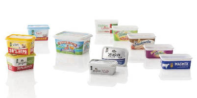 IML Containers and Lids create brand differentiation.