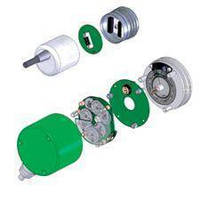 Magnetic Absolute Rotary Encoders are precise, rugged, compact.