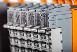 Controller and I/O Modules operate in harsh environments.