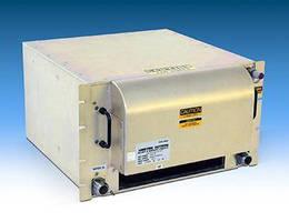 Rackmount Heat Exchanger survives maritime environment.