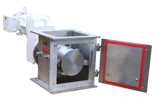 Sanitary Crusher eliminates chance of cross contamination.