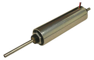 Backlash-Free Direct Drive Linear Motors feature zero cogging.