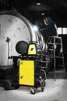 Power Source supports multiple welding processes.