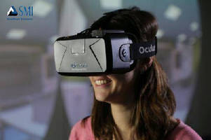 Virtual Reality Headset offers eyetracking upgrade package.