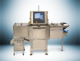 X-Ray Systems detect contaminants in bulk food ingredients.