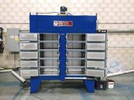 Preheat Batch Oven for Automotive Industry