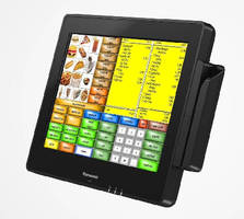 POS Workstation targets QSR, retail, and hospitality sectors.
