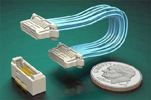 Discrete Wire Socket Cable Assembly offers space savings.
