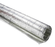 Cable/Wire Wrap protects against elevated heat levels.