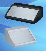 Customizable Terminal Enclosure is offered in unsealed version.