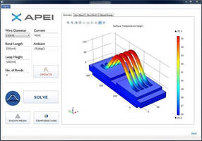 APEI Builds the First Multiphysics Simulation App with the Application Builder