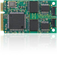 Mini PCI Express Cards withstand harsh environments.