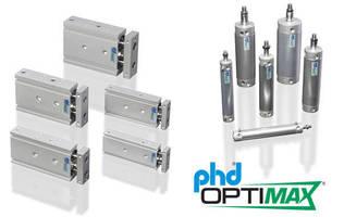 Drop-in Replacement Actuators meet machine builders' requirements.
