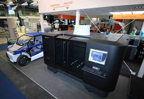 "EuroMold 2014: Stratasys Showcases Additive Manufacturing Ecosystem, Creating ""YOUR WAY"" 3D Printing Experience with New Partnerships, Professional Services and Solutions"