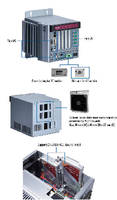 Fanless Embedded System provides 4 PCI/PCIe slots.