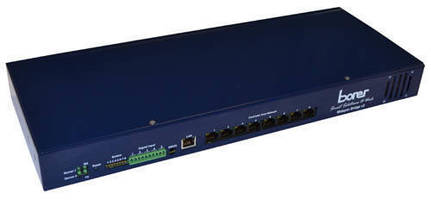 Midspan Bridge enables intelligent PoE access control.