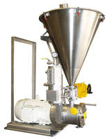 Powder Injection Mixer has high-efficiency charging hopper.