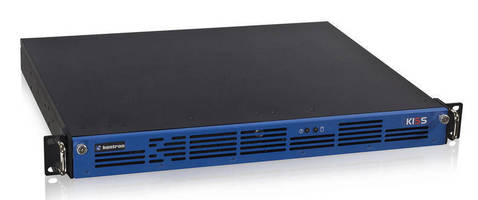 Mini Industrial Server delivers multicore processor performance.