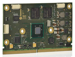 Scalable COMe Module is powered by AMD G-Series GX processors.