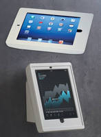 Enclosures for iPAD Air Tablets prevent damage and theft.