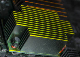 Push Pin Heat Sinks Offer More than 100,000 Configurations