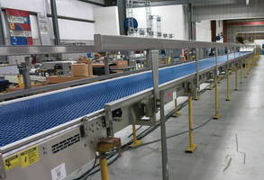 70' Long Accumulation, Decline Noser, Shuttle Conveyor