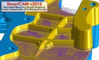 CAM Software offers optimized capabilities and usability.