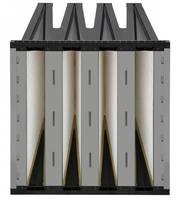 Gas Turbine Air Filtration System reduces progressive degradation.