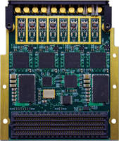 High-Speed Data Converter MFC has eight 250 MHz 16-bit A/Ds.